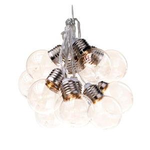 LED svetelný reťaz DecoKing, 10 svetielok, dĺžka 1,85 m