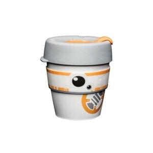 Cestovný hrnček s viečkom KeepCup Star Wars BB8, 227 ml
