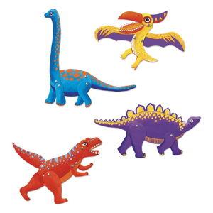 Detské bábky Djeco Dinosaury